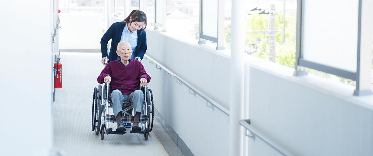 ケアリッツの在宅介護サービス