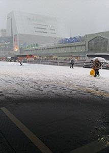 【新卒ブログ】雪がすごかったですね…(齋藤)