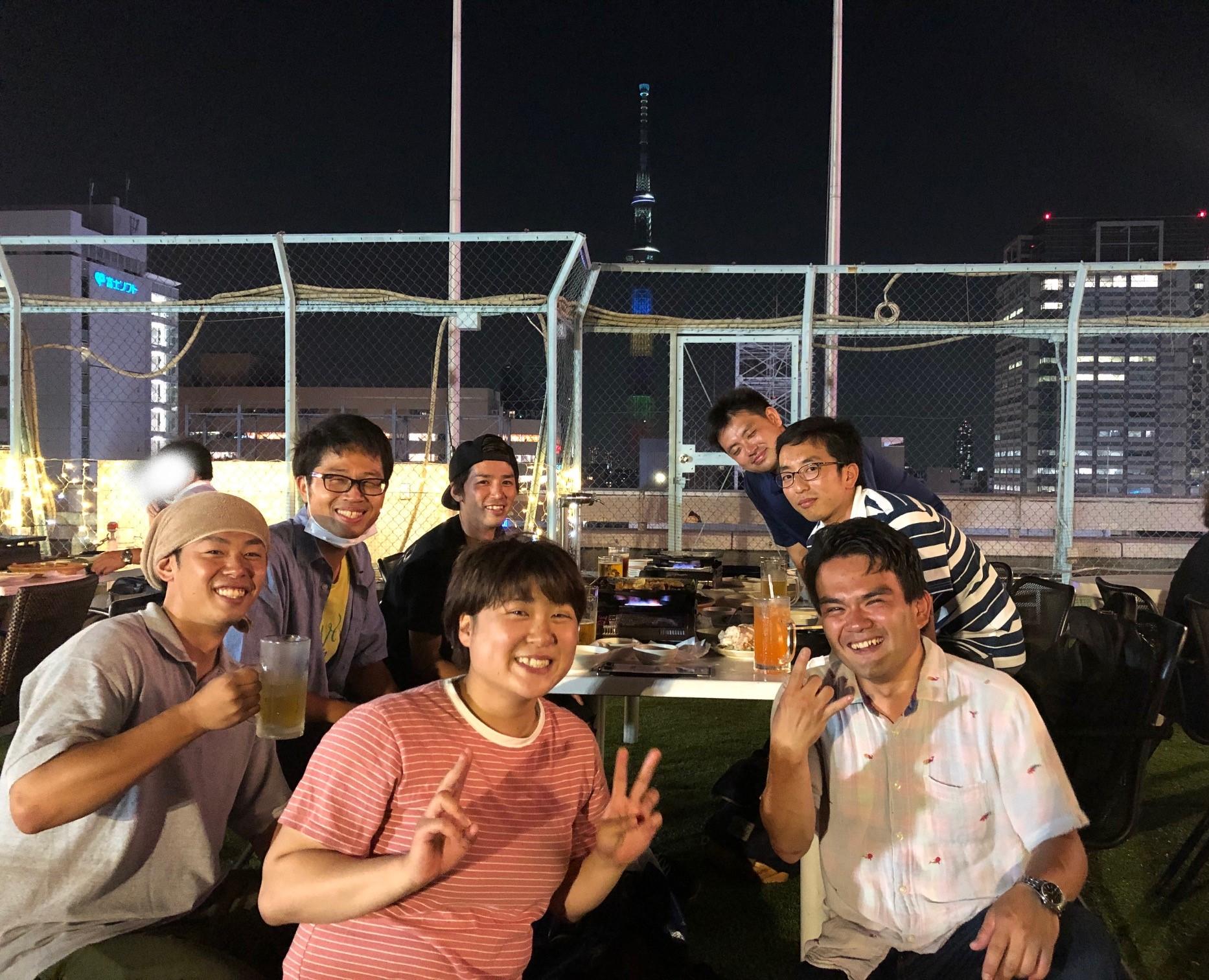 【新卒ブログ】爽やか美男子と優しい軍曹(原)